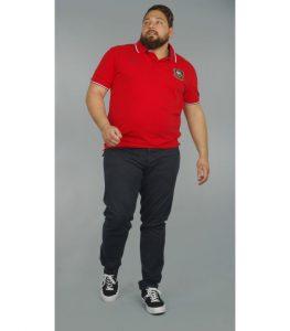Pantalon bleu marine homme
