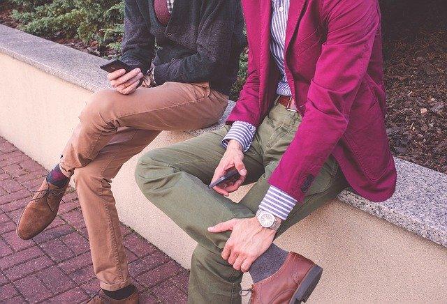 pantalon pour homme grand